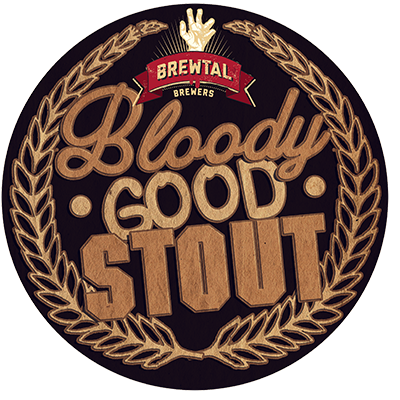 Bloody Good Oatmeal Stout Beer