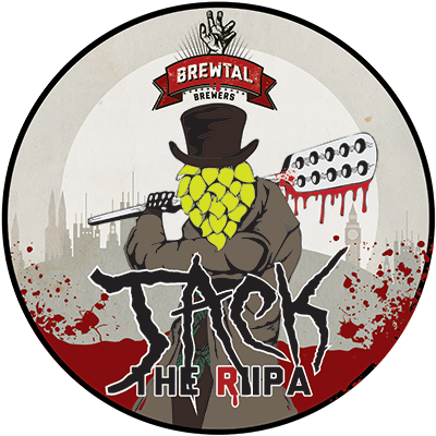Jack The RIIPA Double Red IPA