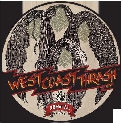 West Coast Thrash American IPA